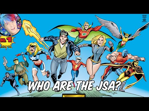 Who are The JSA?