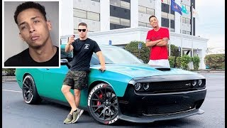 ANOTHER HELLCAT YOUTUBER Gets ARRESTED.. Street Racing Videos To Blame???