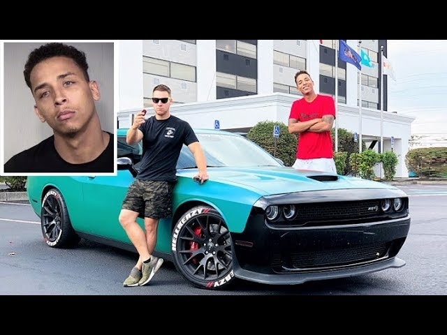 another-hellcat-youtuber-gets-arrested-street-racing-videos-to-blame