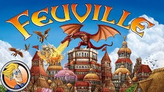 Feuville — game preview at SPIEL '17