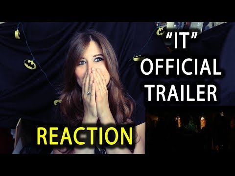 IT - Official Trailer 1 - Reaction