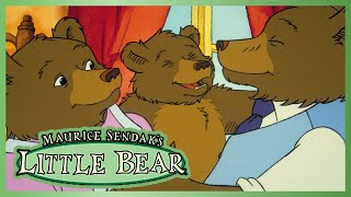 Little Bear | Duck, Baby Sitter / Little Bear's Band / Hop Frog Pond - Ep. 10