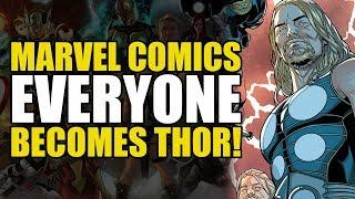 Everyone Becomes Thor! (Secret Wars: Thors)