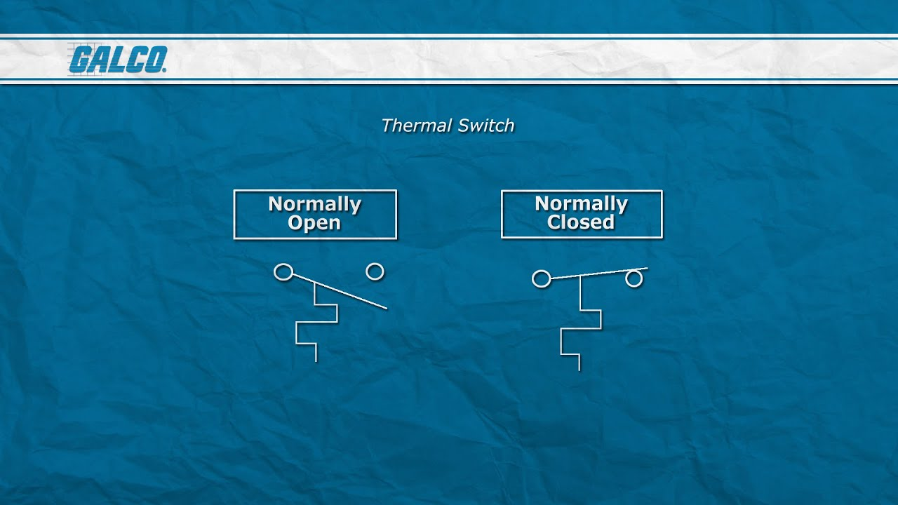 how to make a thermal switch