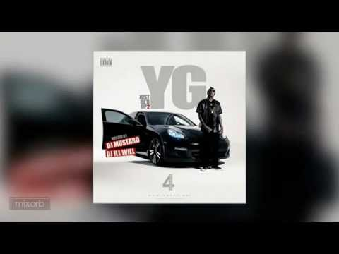 YG   Playin ft  Young Jeezy & Wiz Khalifa Just Re'd Up 2