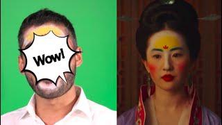Kong Cast: Mulan Style
