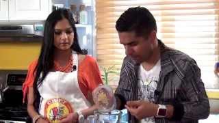 Chief Brand Tandoori Chicken Wings With Cilantro Avocado Yogurt Dip
