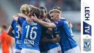 Lubin zdobyty! Kulisy meczu Zagłębie Lubin - Lech Poznań 0:1
