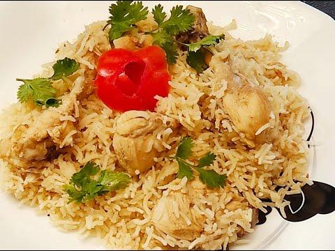 Chicken Akhni Pulao ❤