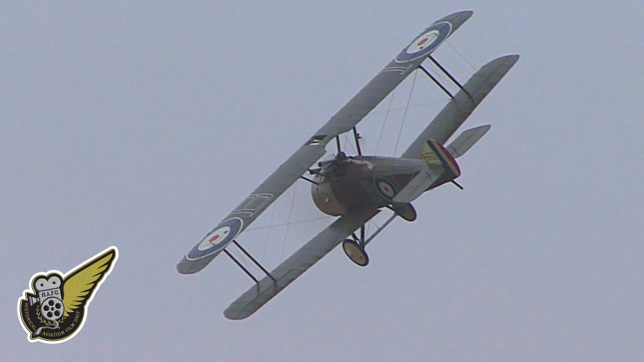 Sopwith Camel 1917 Ww1 Fighter Youtube
