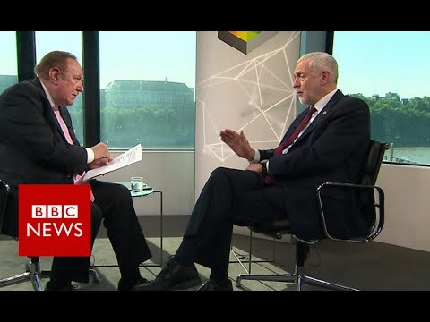 Does Jeremy Corbyn back his own party's Trident stance? BBC News