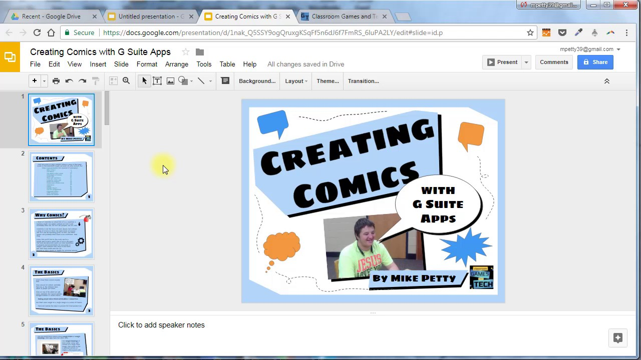 how to make a pdf ebook with google slides youtube