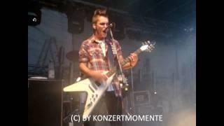 KILLERPILZE- STRESS IM NIGHTLINER [LIVE @ ROCK IM HOF DILLINGEN 2010] [HD]