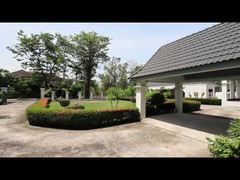 Prestigious 4 Bedroom House for Rent at Sukhapiban 2 L4-001