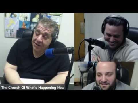 #253 - Steve Simeone, Joey Diaz, Lee Syatt, and Listener Call's