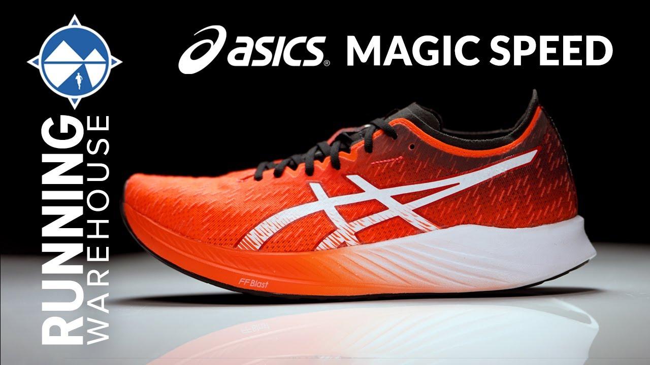 ASICS Magic Speed In-Depth Shoe Breakdown | Best Value Carbon Plated Racer!