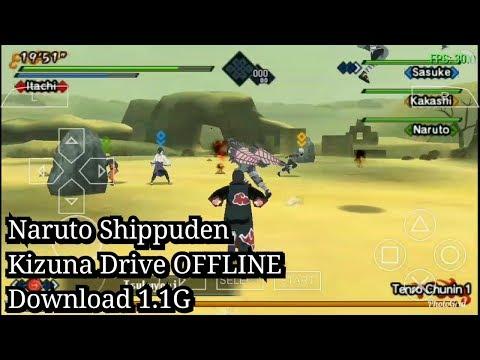 SHIPPUDEN TÉLÉCHARGER KIZUNA NARUTO PSP SAUVEGARDE DRIVE