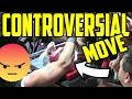 The King's Move Controversy | Armwrestling
