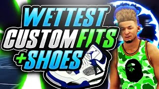 WETTEST CUSTOM OUTFITS SHOES PT 5 BECOME UNGUARDABLE W