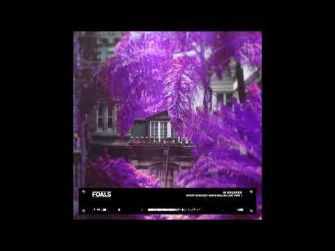 Foals - In Degrees [Purple Disco Machine Remix] (Official Audio)