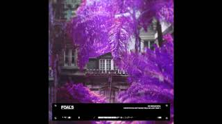 Foals - In Degrees [Purple Disco Machine Remix]