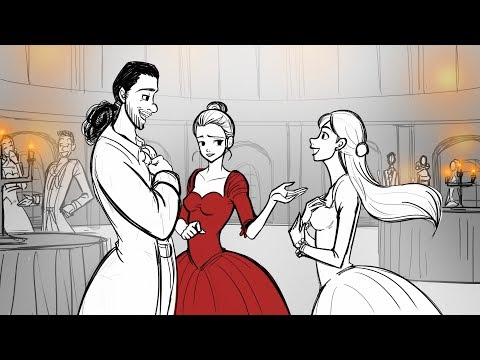 Satisfied [Hamilton] - Storyboard Animatic