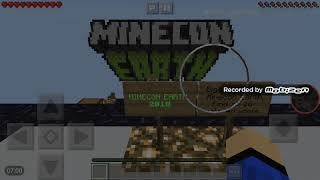 Roblox and Minecraft. Start another series. Minecon Earth #1
