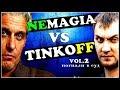 NEMAGIA против Tinkoff bank / Олег Тиньков подал в суд