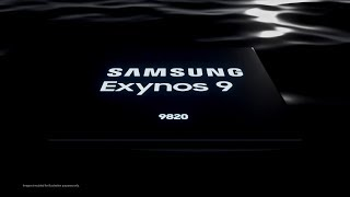 Exynos 9 Series 9820: Full Feature Tour
