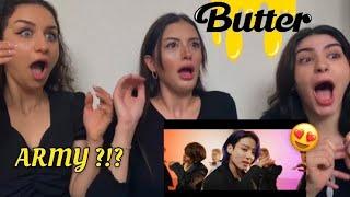 BTS (방탄소년단) 'Butter' Official MV - FRIENDS REACTION (버터 리액션)