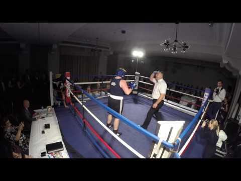 Ultra White Collar Boxing Dartford | Kylie