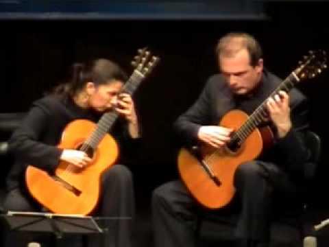 Duo Grondona - Mondiello: Danza del Molinero