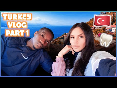 TURKEY VLOG PART 1 | DENTAL CENTRE TURKEY | THE TRUTH!