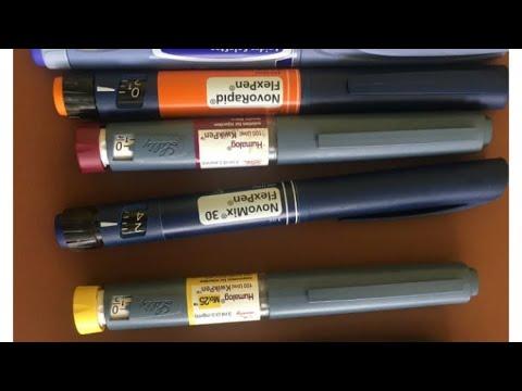 الطريقة الصحيحة لأستعمال قلم الانسولين Youtube
