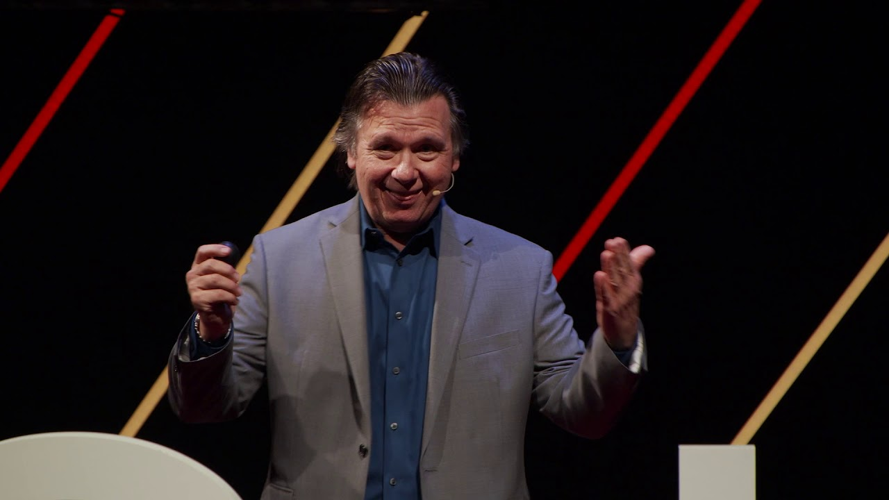 You Can Eat Your Cake and Have it Too | James Fitzgerald | TEDxPSU