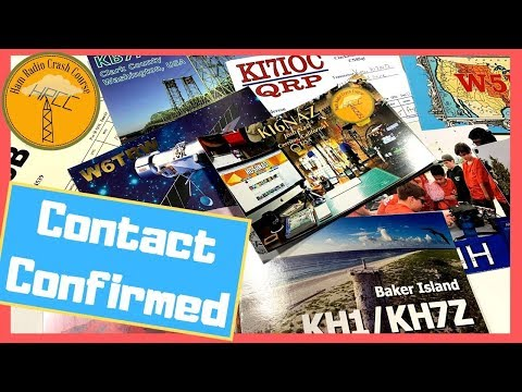 Designing, Printing, And Collecting QSL Cards