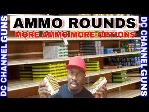 """ #AMMO #ROUNDS "" Why More #Ammo Helps #Firearm Owners (#STOCKPILING) 