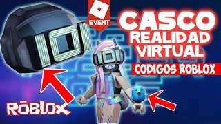 Roblox tutorial in Spanish - HOW TO get the IOI Helmet virtual reality helmet