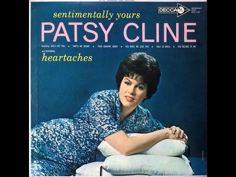 Patsy Cline - Strange (ORIGINAL) - (1961).