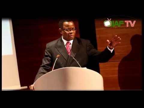 Pr. Maurice Kamto sur le CFA et les alliances politiques au Cameroun