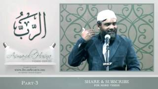 Asma ul Husna - 99 beautiful names of Allah - Part-3-D - IslamSearch.org