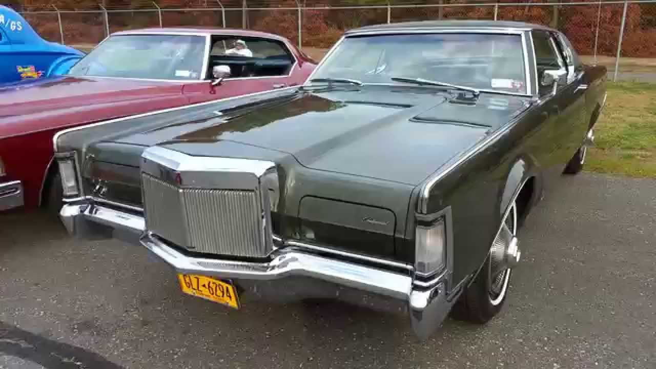 1969 Lincoln Continental Mark III  YouTube