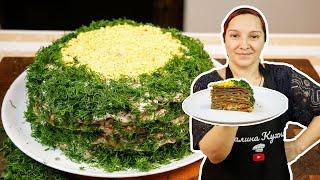 Так готовили наши мамы Самый нежный ПЕЧЁНОЧНЫЙ торт цыганка готовит