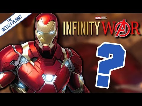 Who's in the Iron Man Suit in the Avengers: Infinity War trailer?