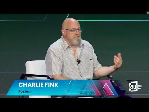 Charlie Fink & Kevin Kelly: Mirrorworld: A Fireside Chat