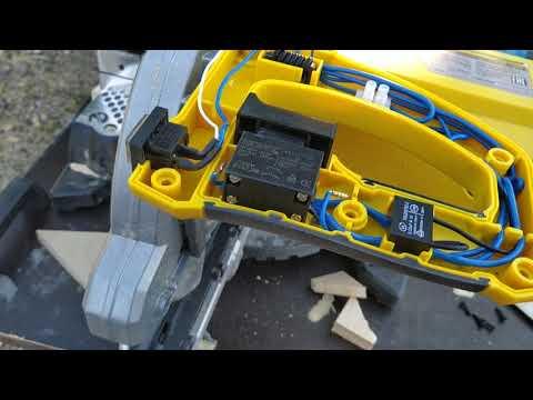 Как отключить динамический тормоз в Энкор Корвет 4-300