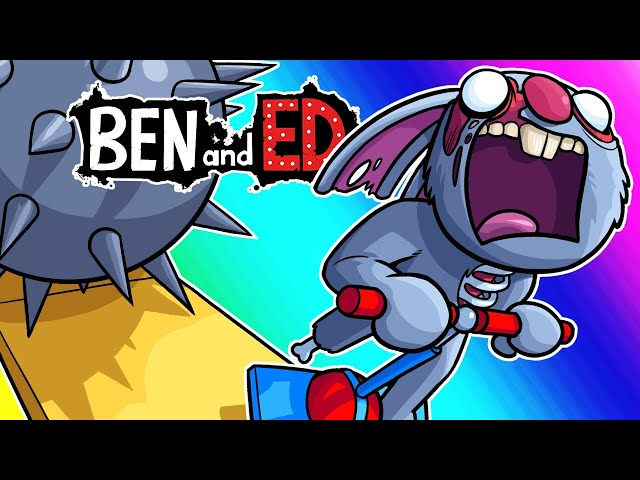 Ben and Ed Funny Moments - Zombie Deathrun with a Famous Irish Youtuber!