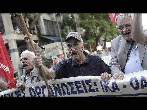 Greece Emerges from Economic Crisis with Increased Inequality