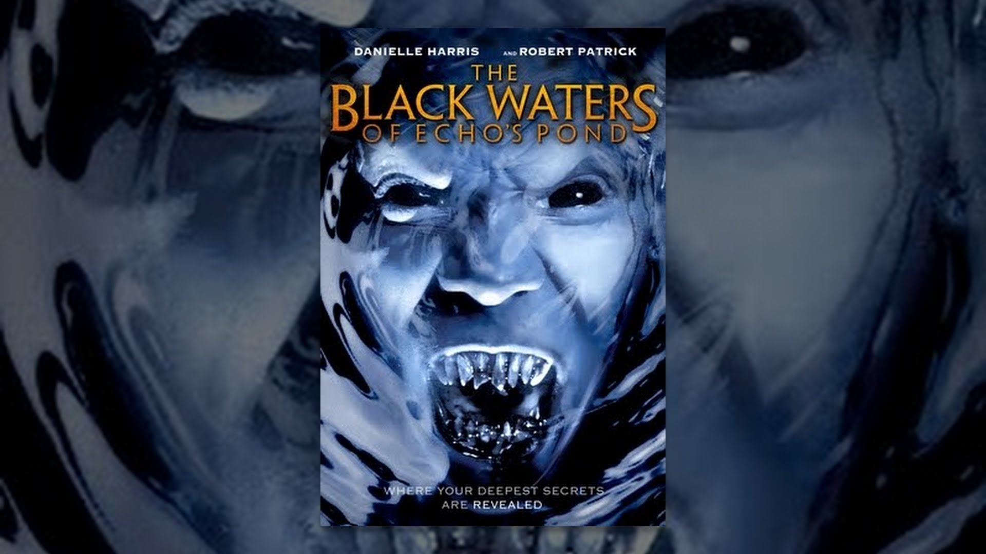 Download The Black Waters of Echo's Pond