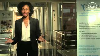 Nancy Kacungira:  BBC Komla Dumor Award Winner